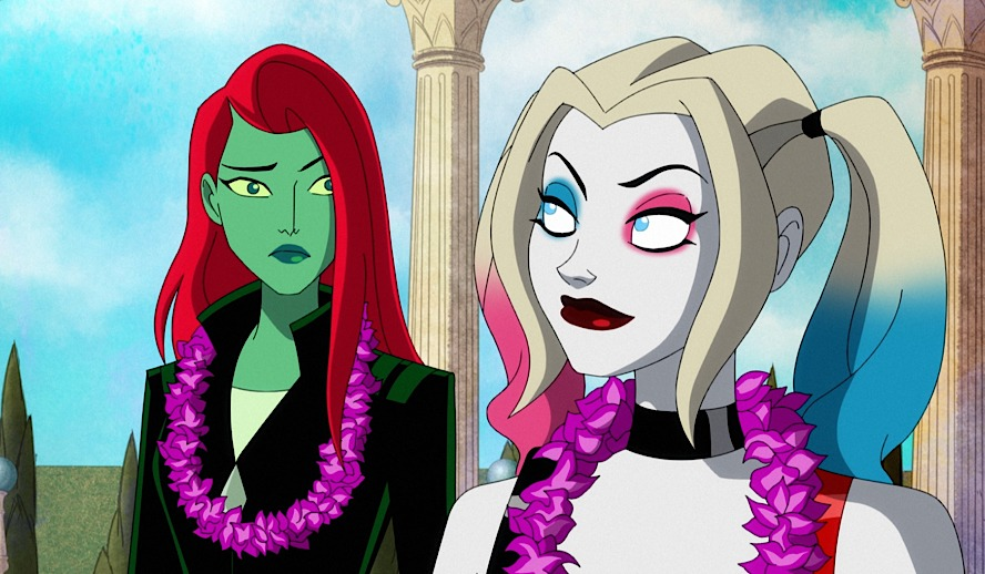 Hollywood Insider Animated Harley Quinn Series