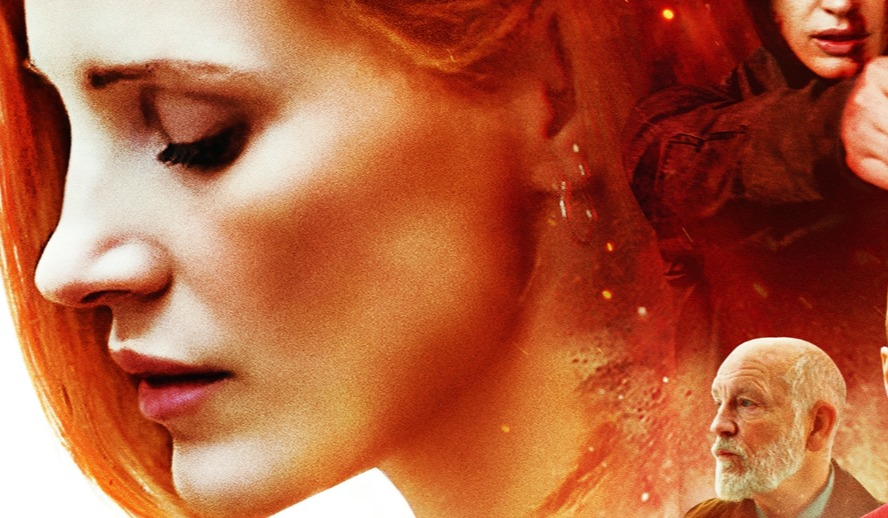 Hollywood Insider Ava Review, Jessica Chastain