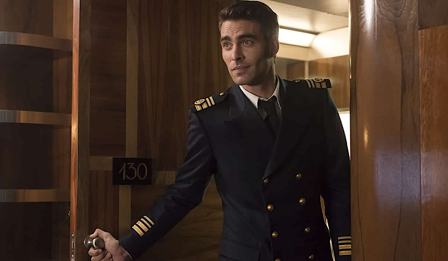 Hollywood Insider Best Spanish Movies Netflix, TV Shows, Alta Mar, High Seas, Jon Kortajarena