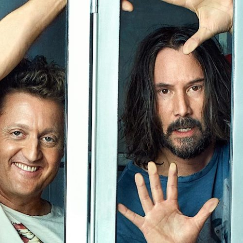 'Bill and Ted Face the Music': A Pitch-Perfect Comedy About Going Out on a High Note