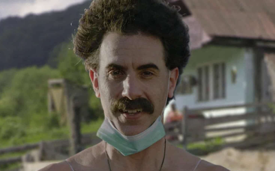 'Borat 2' Review? Very Nice! – Sacha Baron Cohen Has Done it Again with 'Borat Subsequent Moviefilm'