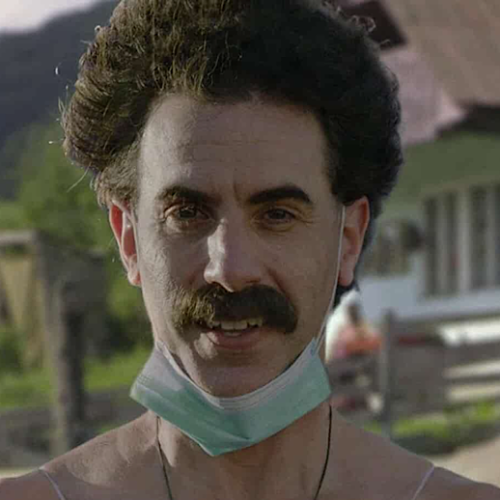 'Borat 2' Review? Very Nice! - Sacha Baron Cohen Has Done it Again with 'Borat Subsequent Moviefilm'