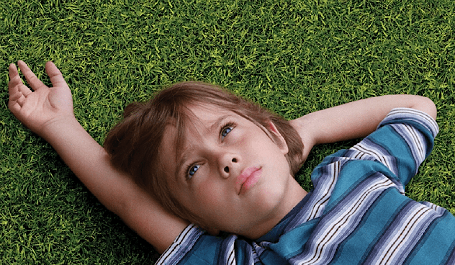 Hollywood Insider Boyhood Review, Richard Linklater, Patricia Arquette, Ellar Coltrane