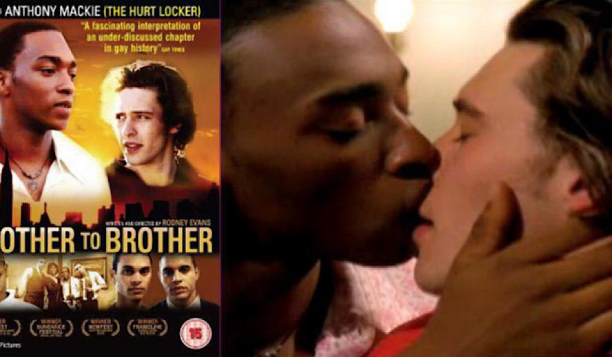 Hollywood Insider Brother to Brother Movie Review, Anthony Mackie