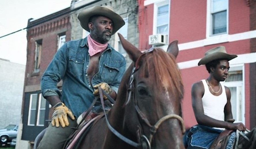 Hollywood Insider Concrete Cowboy, Idris Elba, Black Stories, Black Films
