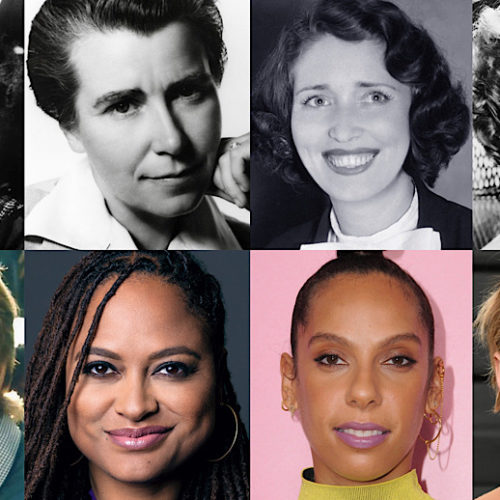8 Glass-Ceiling Breaking Female Pioneers in Cinema from Old Hollywood to Now