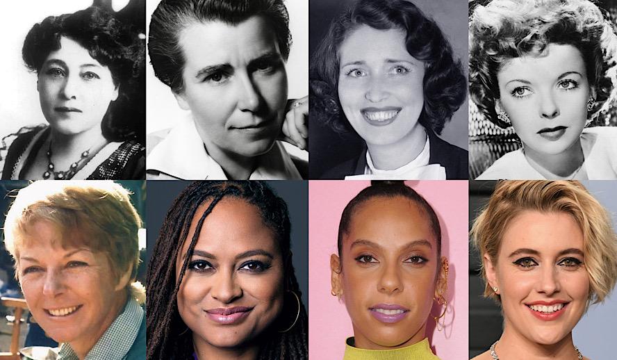 Hollywood Insider Female Pioneers in Cinema, Hollywood Movies