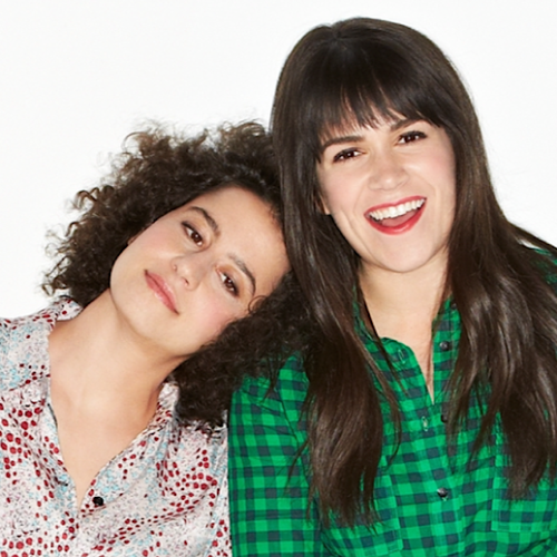 The Gals of 'Broad City': Illana Glazer and Abbi Jacobson
