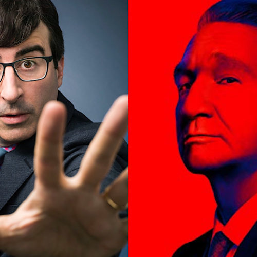 HBO Political Talk Show Showdown: 'Last Week Tonight with John Oliver' vs. 'Real Time With Bill Maher'