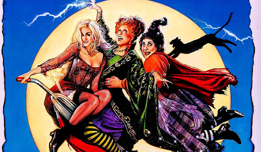 Hollywood Insider Hocus Pocus Reunion, Halloween Movies, Bette Midler