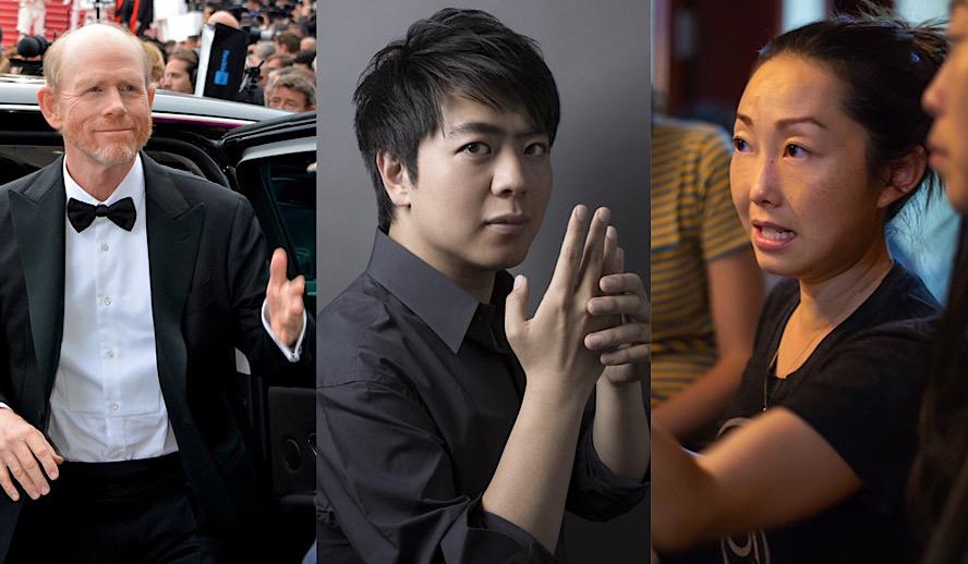 Hollywood Insider Lang Lang Biopic, Ron Howard, Lulu Wang, Pianist