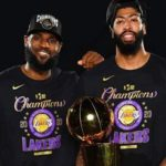 "Los Angeles Lakers Win 17th NBA Title, LeBron James: ""We just want our respect."""