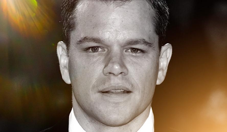Hollywood Insider Matt Damon Tribute