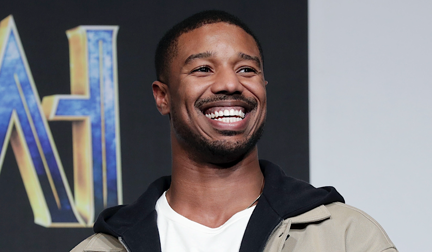 Hollywood Insider Michael B Jordan, Black Panther, Disney