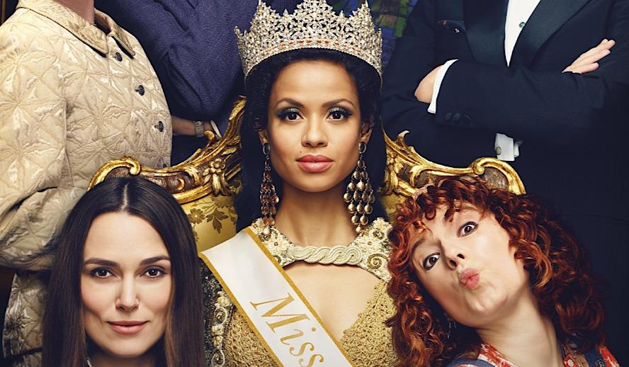Hollywood Insider Misbehaviour, Keira Knightley, Gugu Mbatha Raw, Miss World Beauty Pageant