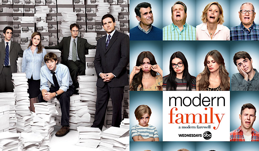 Hollywood Insider Mockumentary TV Shows, Modern Family, The Office