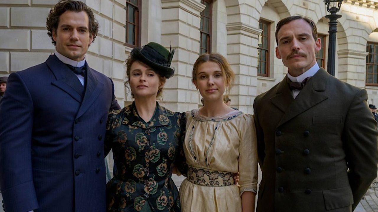 Enola Holmes': Millie Bobby Brown, Henry Cavill and Sam Claflin Ooze  Delightful Chemistry - Hollywood Insider