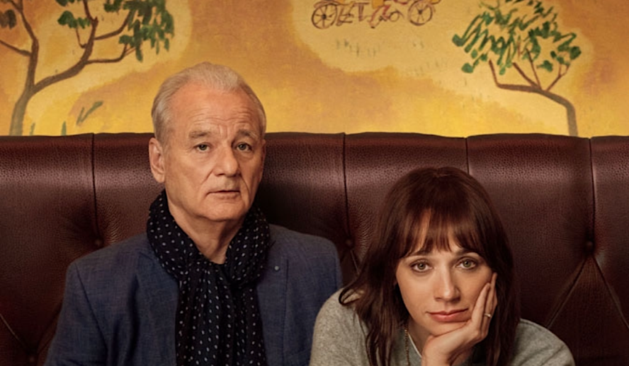 Hollywood Insider On the Rocks Review, Rashida Jones, Bill Murray, Sofia Coppola
