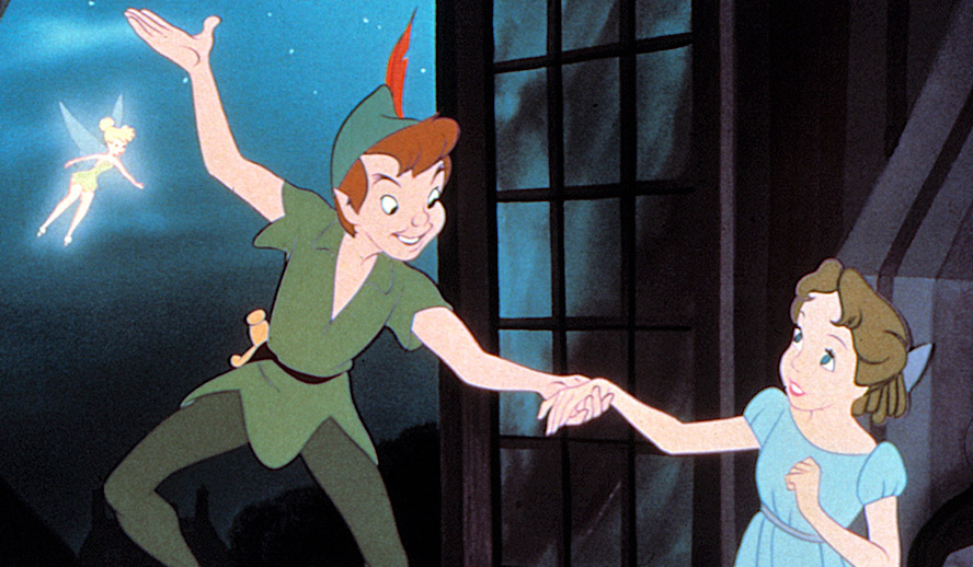 Hollywood Insider Peter Pan and Wendy Live Action, Disney