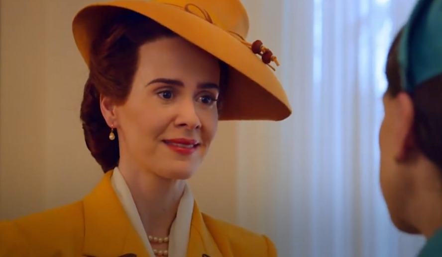 Hollywood Insider Ratched Review, Netflix, Sarah Paulson