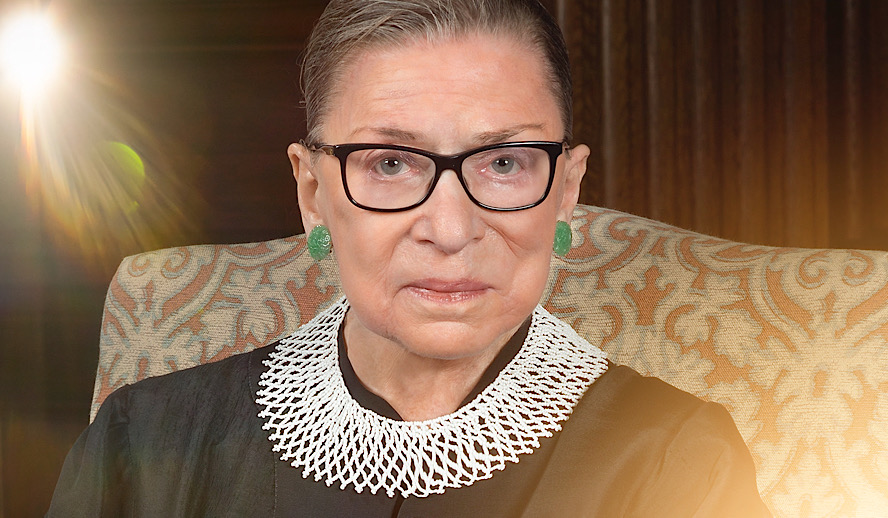 Hollywood Insider Ruth Bader Ginsburg, 32 Facts, Supreme Court Justice