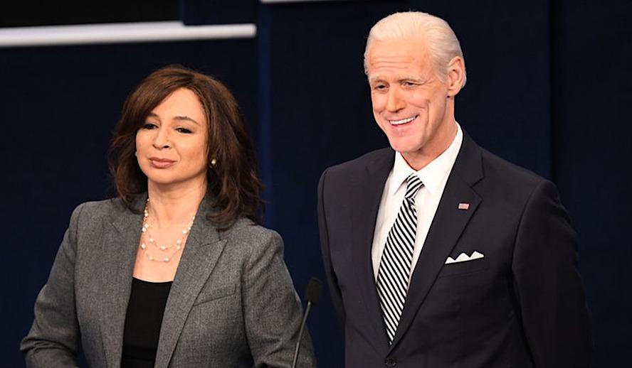 Hollywood Insider Saturday Night Live 46 Premiere, Jim Carrey, Joe Biden Success