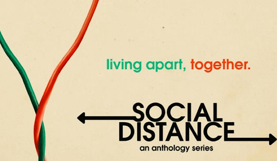 Hollywood Insider Social Distance Review, Netflix