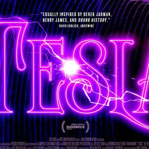 Must-Watch: Led by an Electric Ethan Hawke, 'Tesla' An Inventive Take on the Historical Biopic