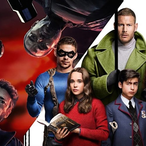The Boys Series vs. The Umbrella Academy: Which Superhero Show Reigns Supreme?