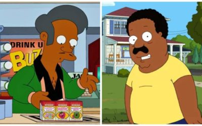 'The Simpsons' and 'Family Guy' Put An End To White Actors Voicing Non-White Characters