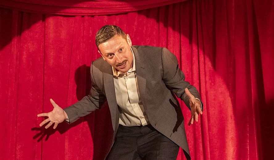 Hollywood Insider Tim Robinson, Netflix, Saturday Night Live, I Think You Should Leave