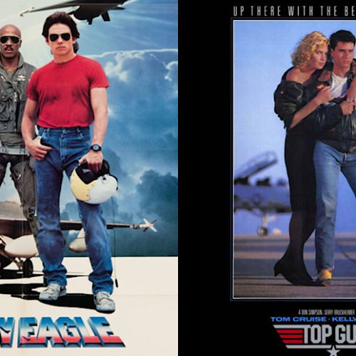 Hollywood Plagiarism: Same Movie but Different Studios
