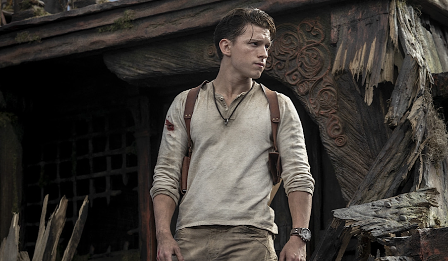 Hollywood Insider Uncharted Tom Holland, Video Games