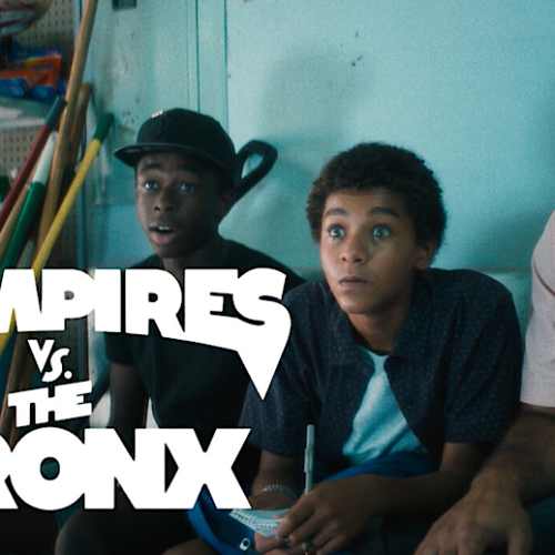 'Vampires vs the Bronx': Comedy Horror is Revitalized in a Fresh Way