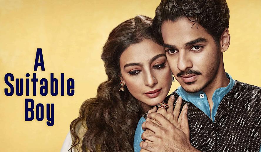 Hollywood Insider A Suitable Boy, Mira Nair, Tabu, Netflix