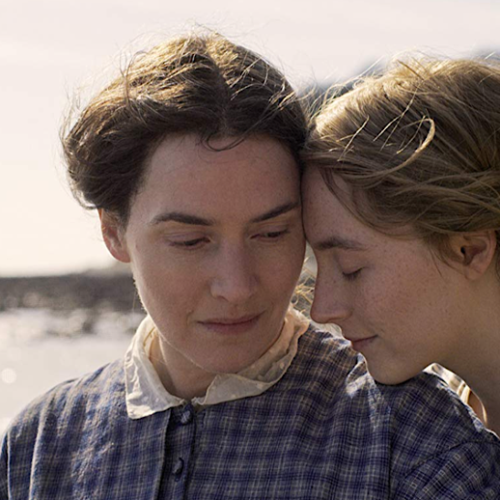 The Quiet, Yet Raw Emotional Atmosphere of 'Ammonite' with Kate Winslet & Saoirse Ronan as Lovers