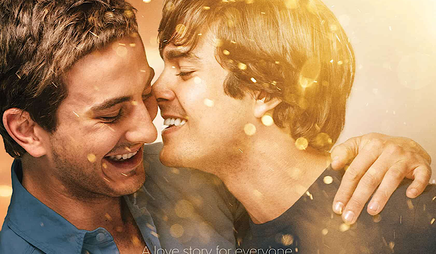 Hollywood Insider Holding the Man Review, LGBTQ, Gay Love Story Movie, Netflix