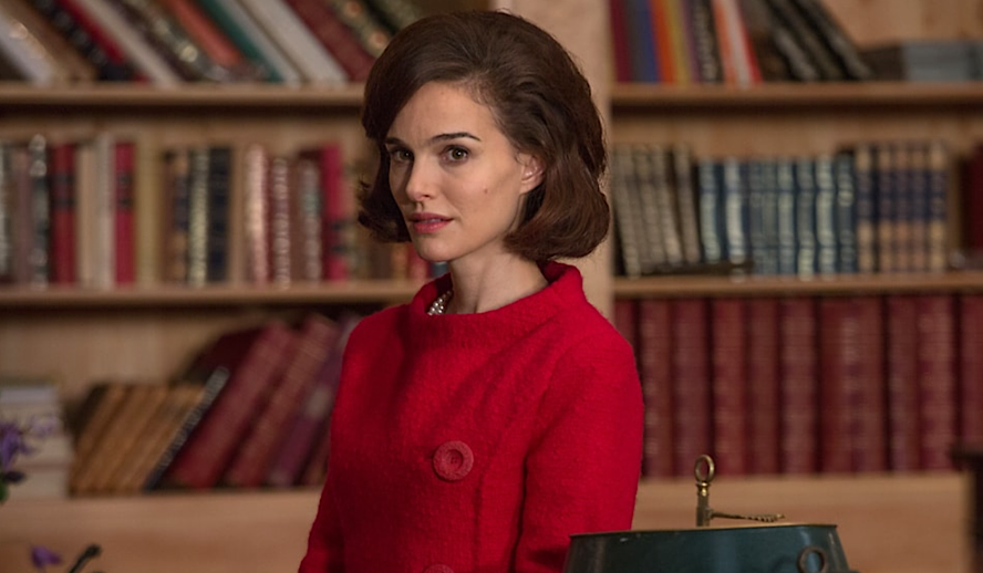 Hollywood Insider Jackie Review, Natalie Portman