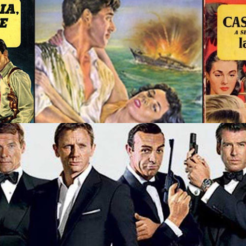 James Bond Books and Movies: The Evolution of our Favourite Spy Since Ian Fleming