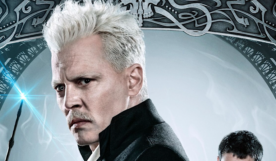 Hollywood Insider Johnny Depp, Fantastic Beasts, JK Rowling