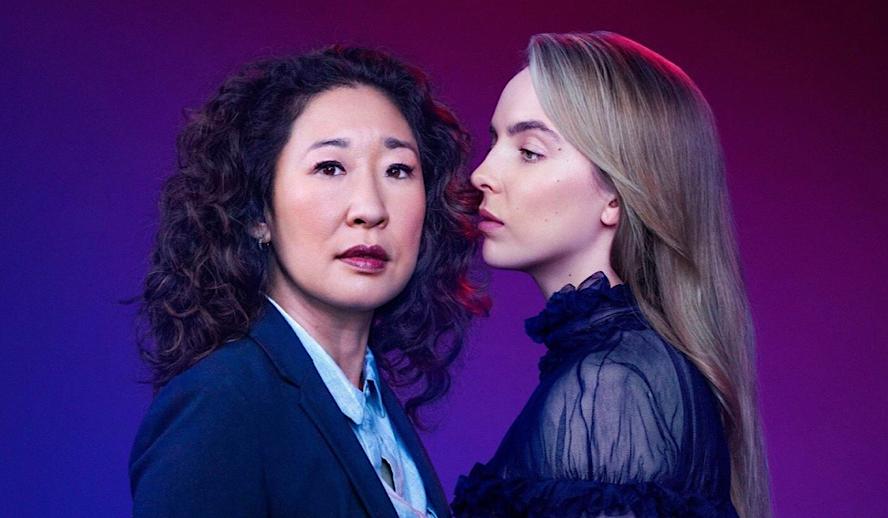 Hollywood Insider Killing Eve Analysis, Sandra Oh, Jodie Comer, Phoebe Waller-Bridge