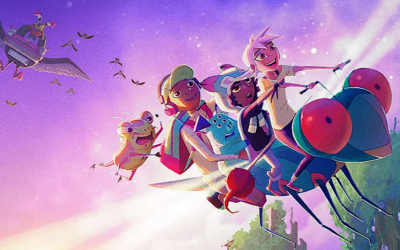 'Kipo and the Age of Wonderbeasts' is the Must-Watch Epic Adventure for Fans of 'Avatar' and 'Steven Universe'