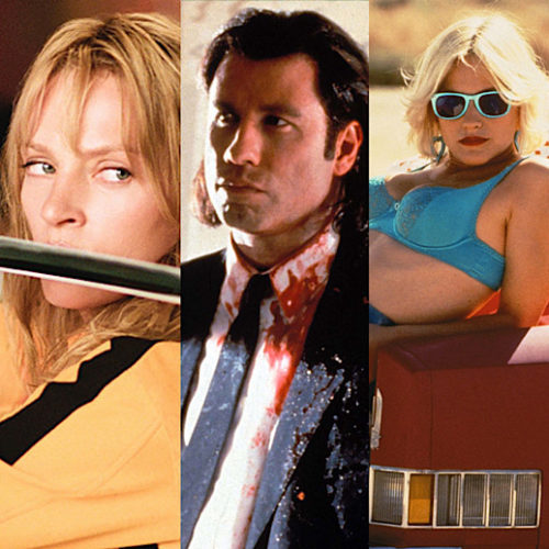 Ranked: 10 Quentin Tarantino Movies - 'Jackie Brown', 'Kill Bill', 'Once Upon a Time in Hollywood' & More
