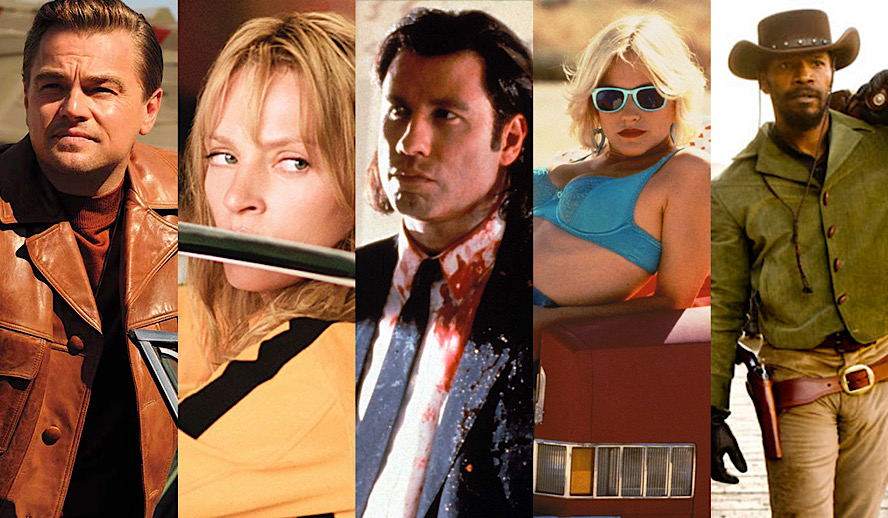 Hollywood Insider Quentin Tarantino Movies Ranked