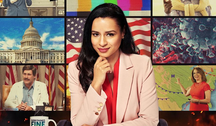 Hollywood Insider Sarah Cooper Everything's Fine, Netflix, Tiktok, Comedy