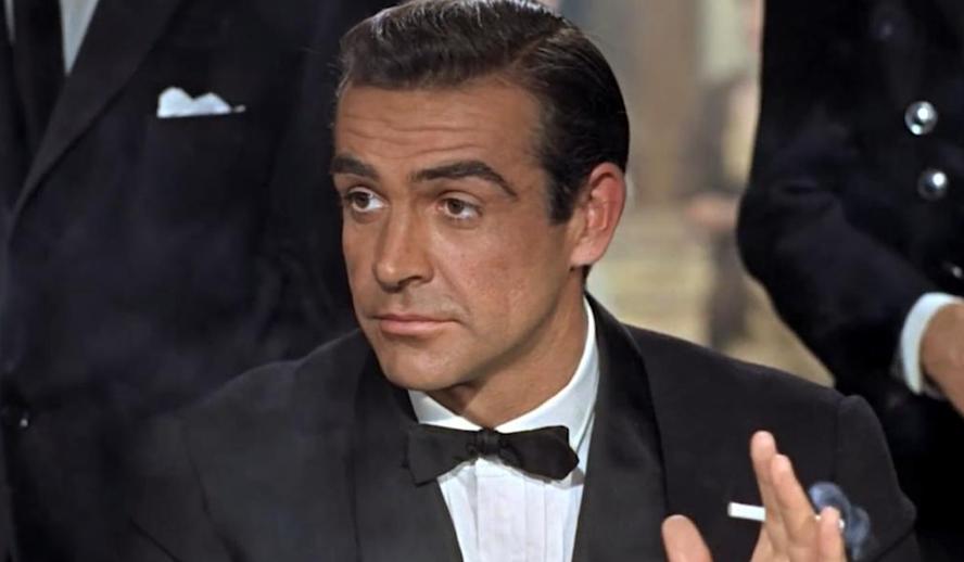 Hollywood Insider Sean Connery, 007, James Bond