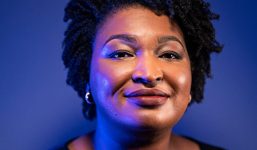 Hollywood Insider Stacey Abrams, And She Could Be Next, Georgia, Democrats