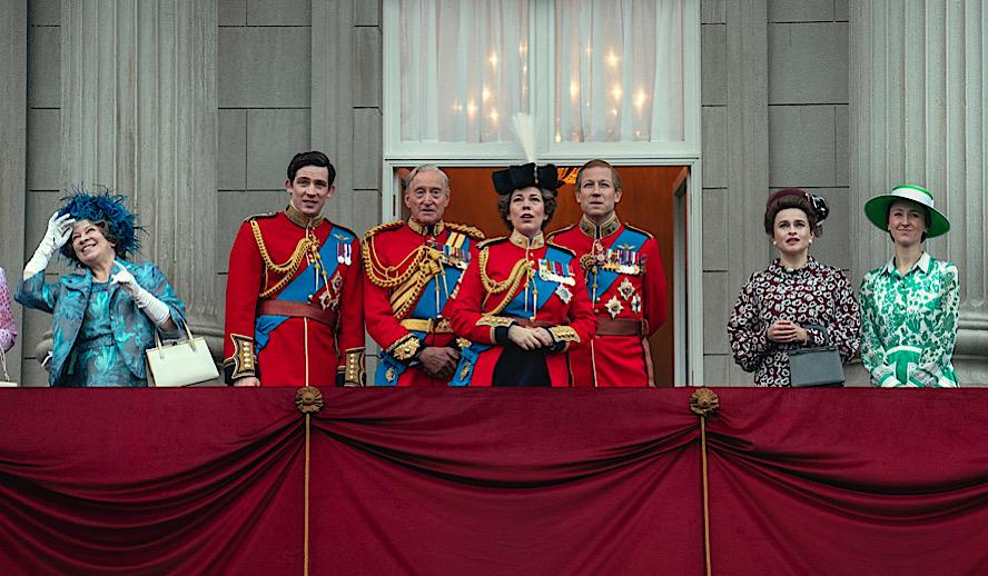 Hollywood Insider The Crown Season 4, Netflix, Queen Elizabeth II, Princess Diana, Margaret Thatcher