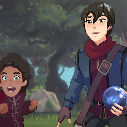 'The Dragon Prince' is Cartoon Royalty, Great for Fans of 'Avatar: The Last Airbender'