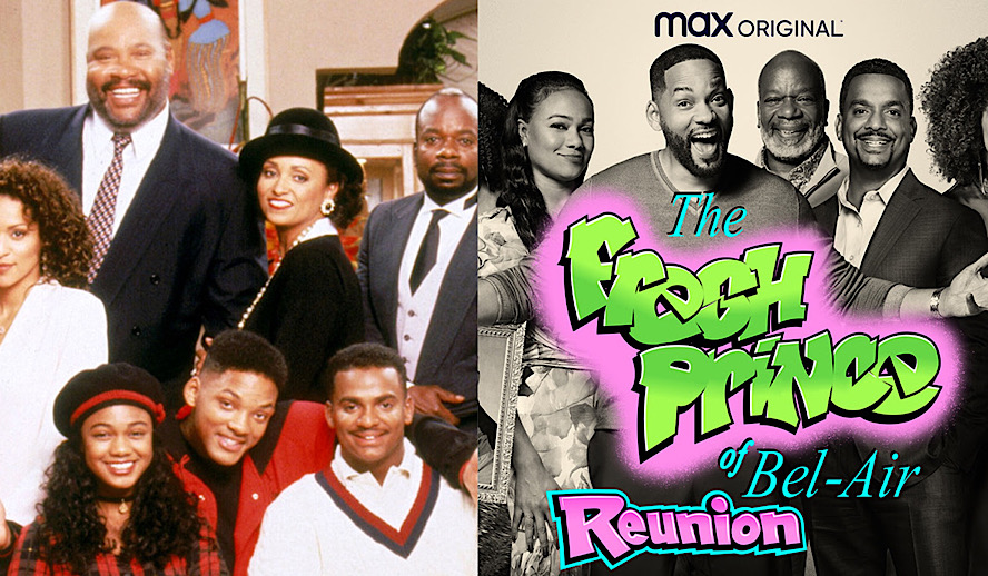 Hollywood Insider The Fresh Prince of Bel-Air Reunion, HBO MAX Specials
